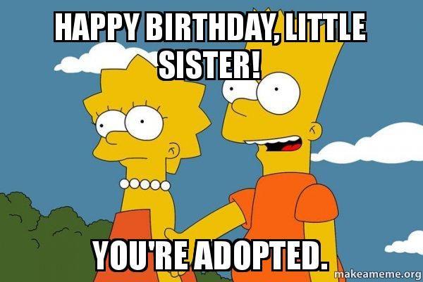 Hilarious Happy Birthday Lil Cuz Meme Image