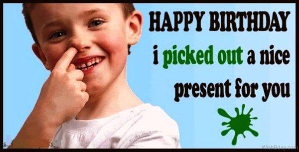 Hilarious Happy Birthday Lil Cuz Meme Picture