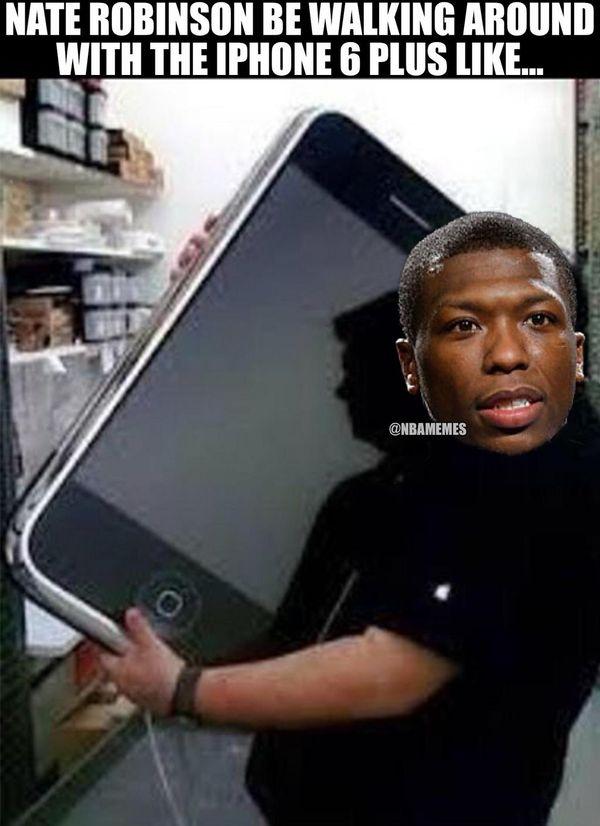 Hilarious Iphone 6 Meme Picture