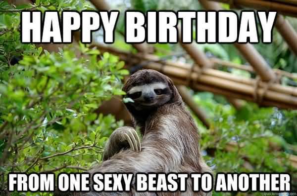 Hilarious Sexy 21st Birthday Meme Jokes