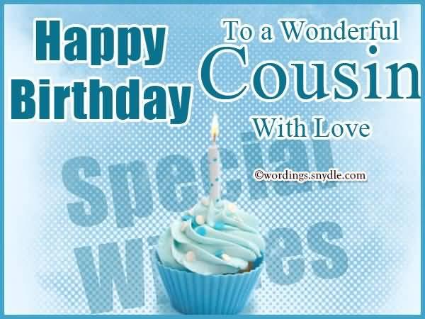 Hilarious Special Cousin Birthday Meme Photo