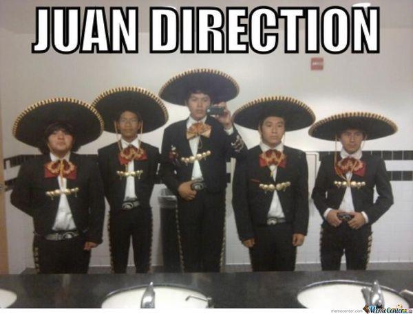 Hilarious mexican music meme joke