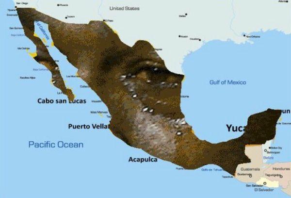 Hilarious mexico lost meme image