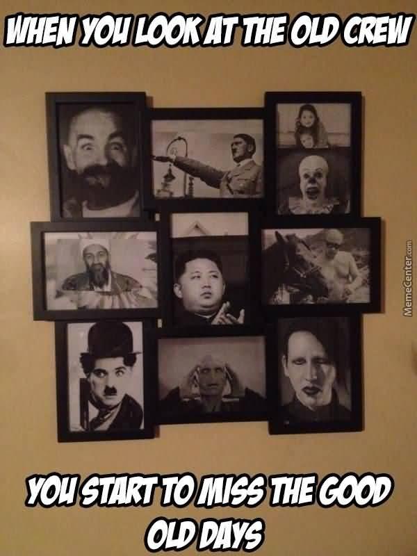 Hilarious photos miss you meme picture
