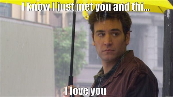 Hilarious ted mosby meme photo
