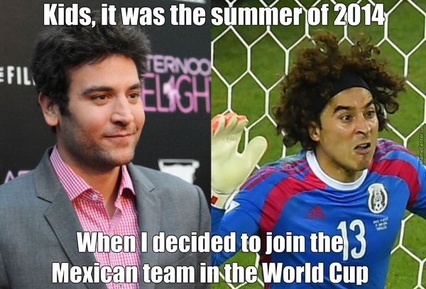 Hilarious ted mosby meme picture