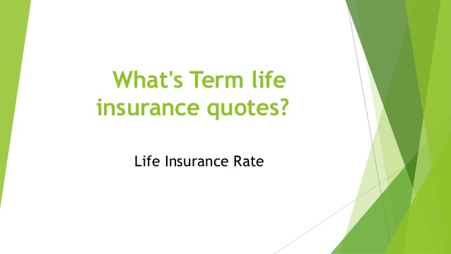 Joint Term Life Insurance Quotes 09
