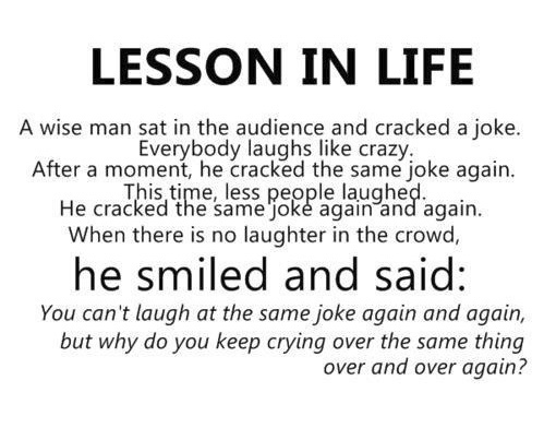Lesson In Life Quote 14