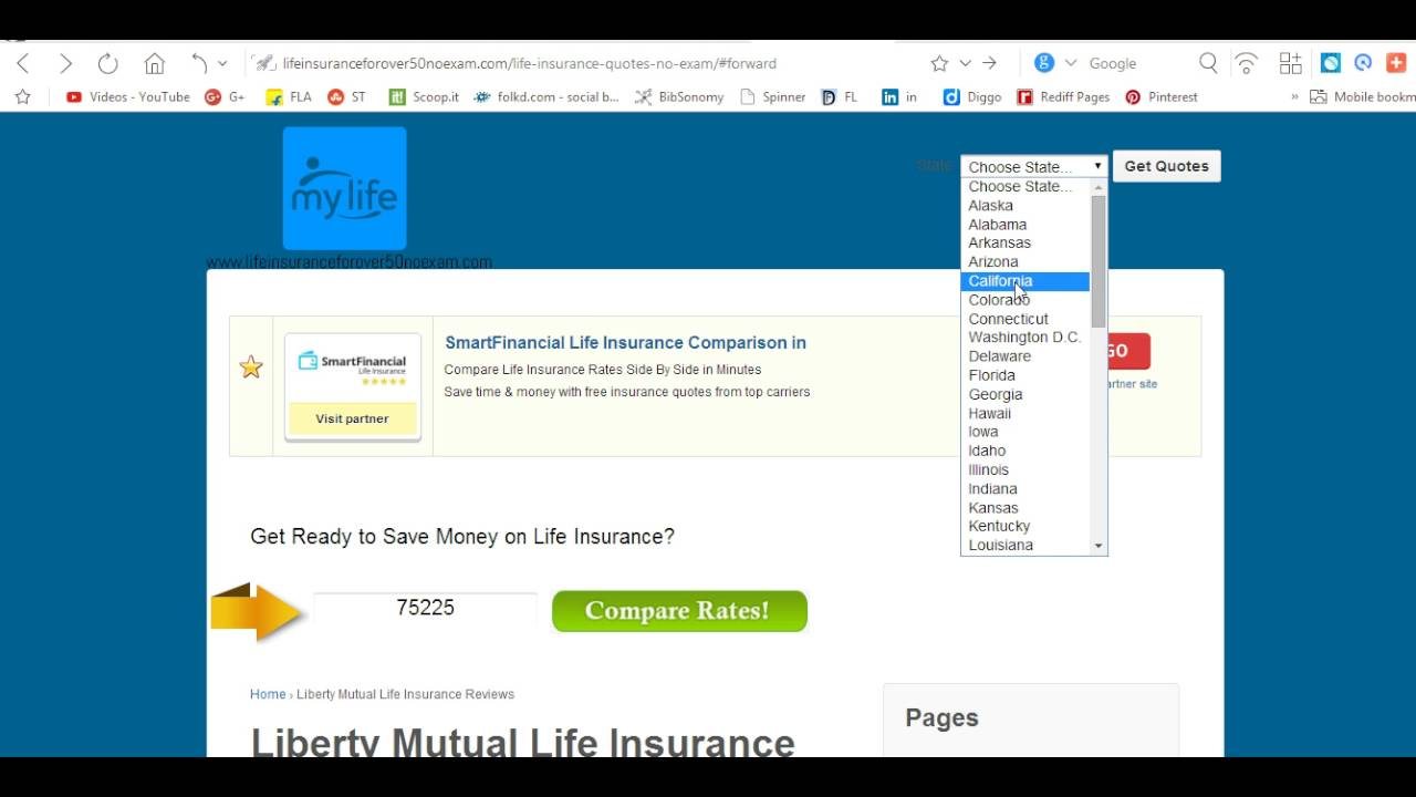 Liberty Mutual Life Insurance Quote 06