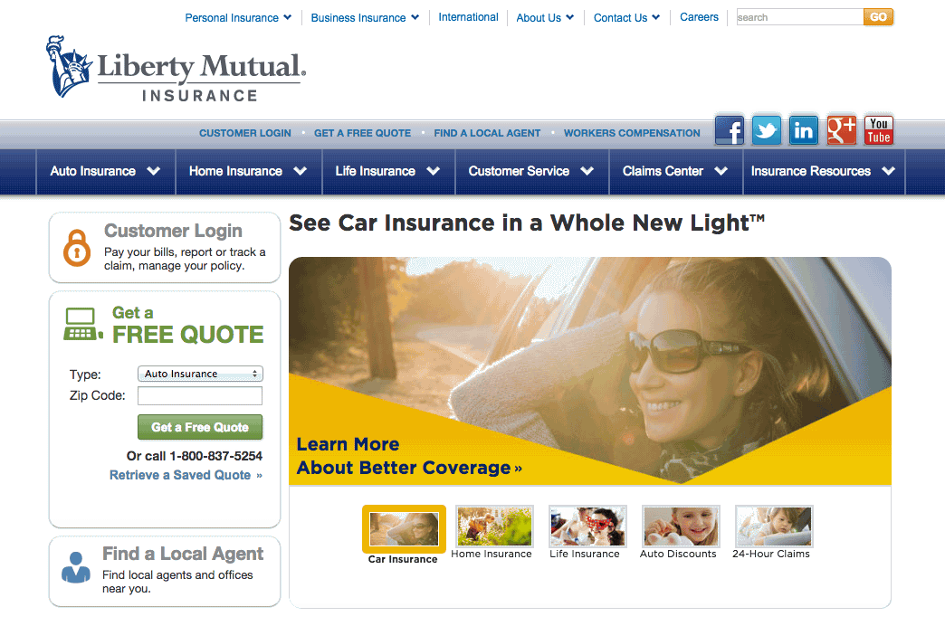 Liberty Mutual Life Insurance Quote 11