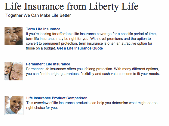 Liberty Mutual Life Insurance Quote 20