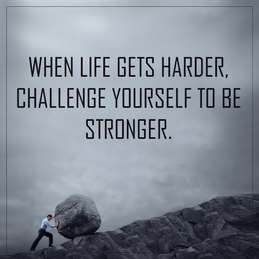 Life Challenges Quotes 16