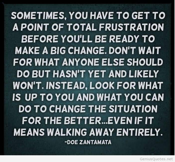 Life Changes Quotes 18