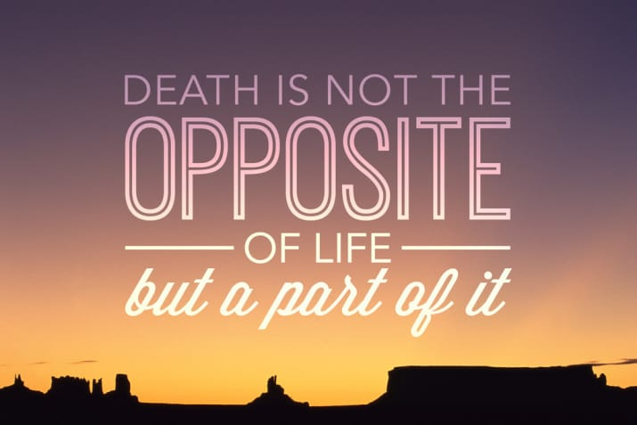 Life Death Quotes 20