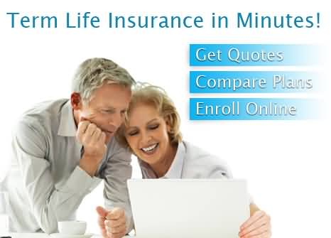 Online Quotes For Life Insurance Enchanting Life Insurance Online Quote 14  Quotesbae