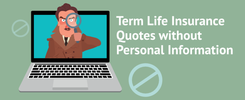 Life Insurance Quote Without Personal Information 11