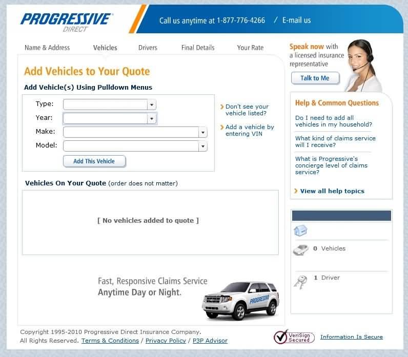 Life Insurance Quotes Progressive 18