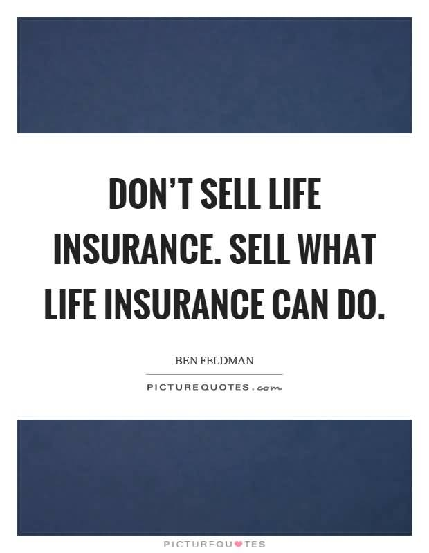 Life Insurance Sayings Quotes 06
