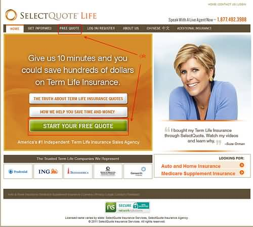 Life Insurance Select Quote 19