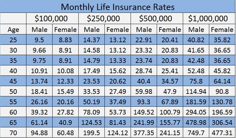 Life Insurance Term Quote 12
