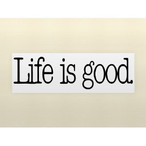 Life Is Good Quotes 16
