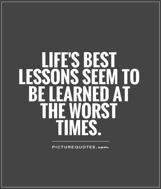 Life Lesson Quotes 17