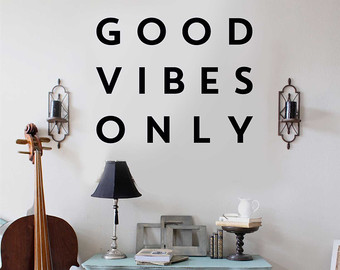 Life Quote Wall Stickers 03
