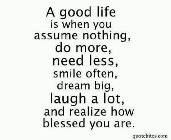 Lifes Good Quotes 05