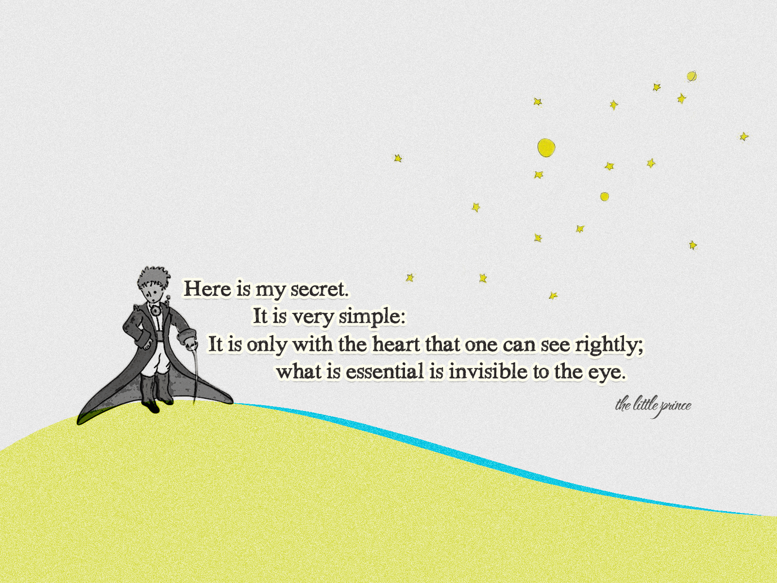 Little Prince Love Quotes 03