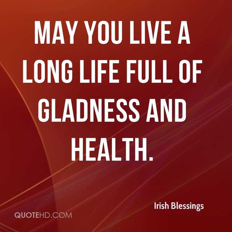 Long Life Quotes 11