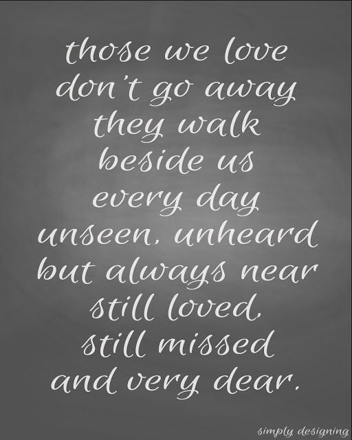 Loss Of Loved Ones Quotes 01