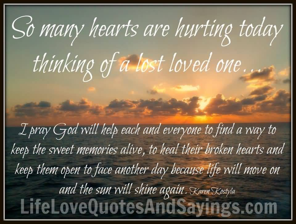 Loss Of Loved Ones Quotes 13