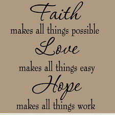 Love And Faith Quotes 13
