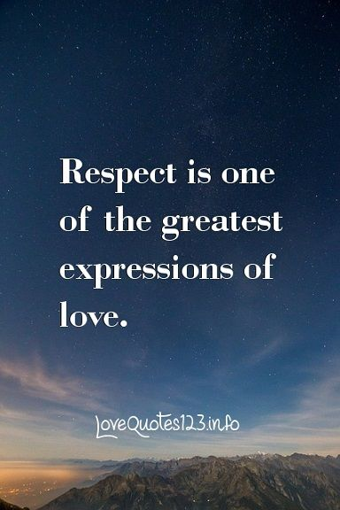 Love And Respect Quotes 03