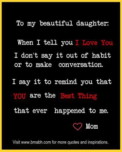 Love For Daughter Quotes 60 QuotesBae Unique Daughter Love Quotes