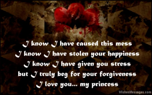 Love Forgiveness Quotes For Her 08