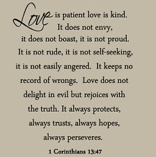 Love Is Quote From Bible 14