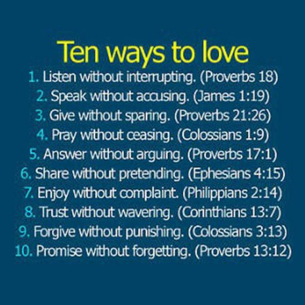 Love Is Quote From Bible 18