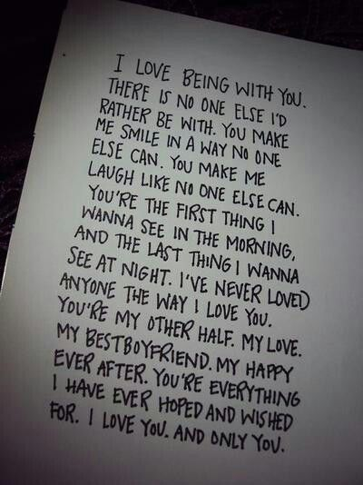 Love Letter Quotes For Him 05