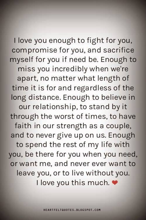 Love Letter Quotes For Him 18