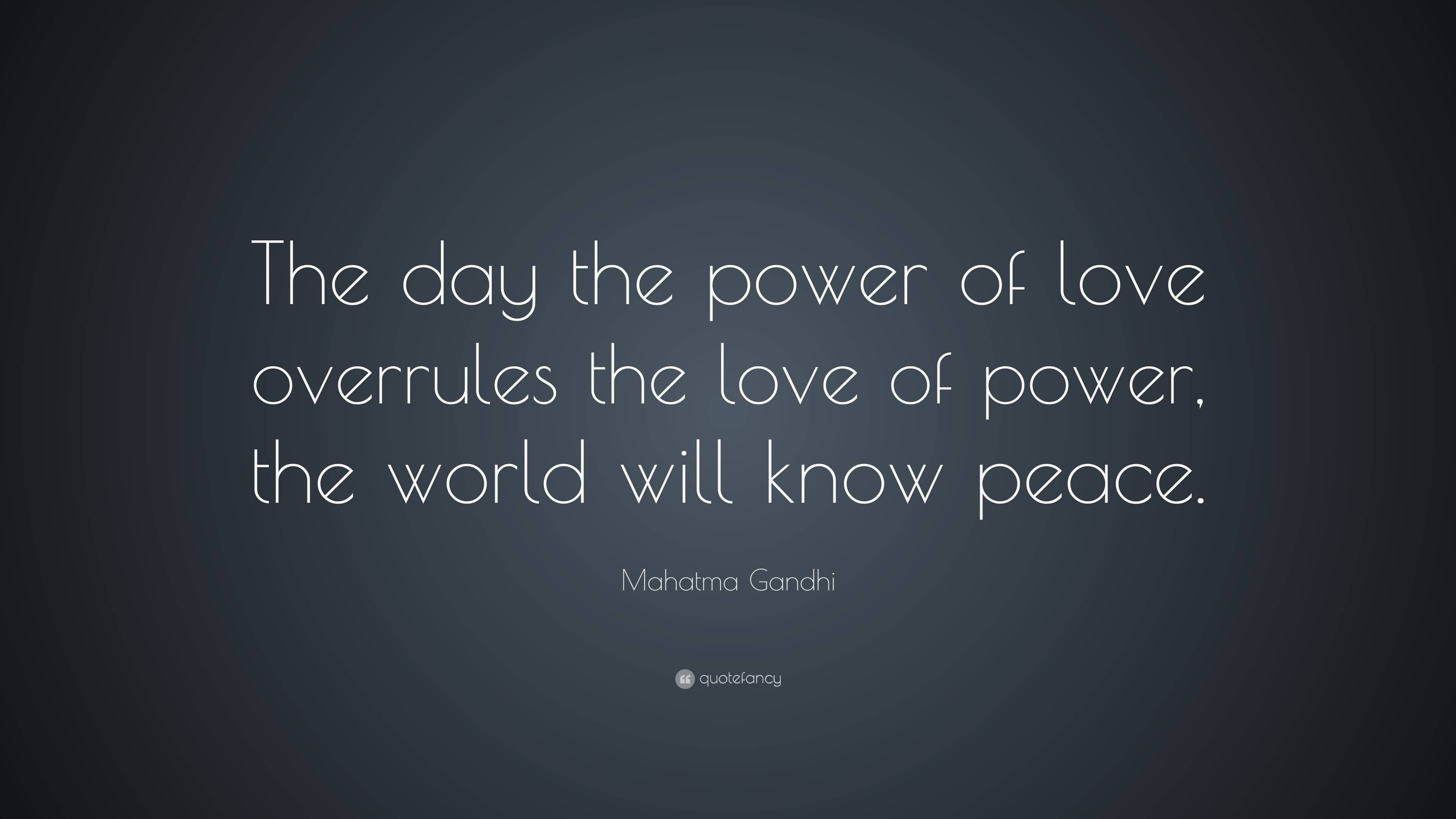 Love Power Quotes 13
