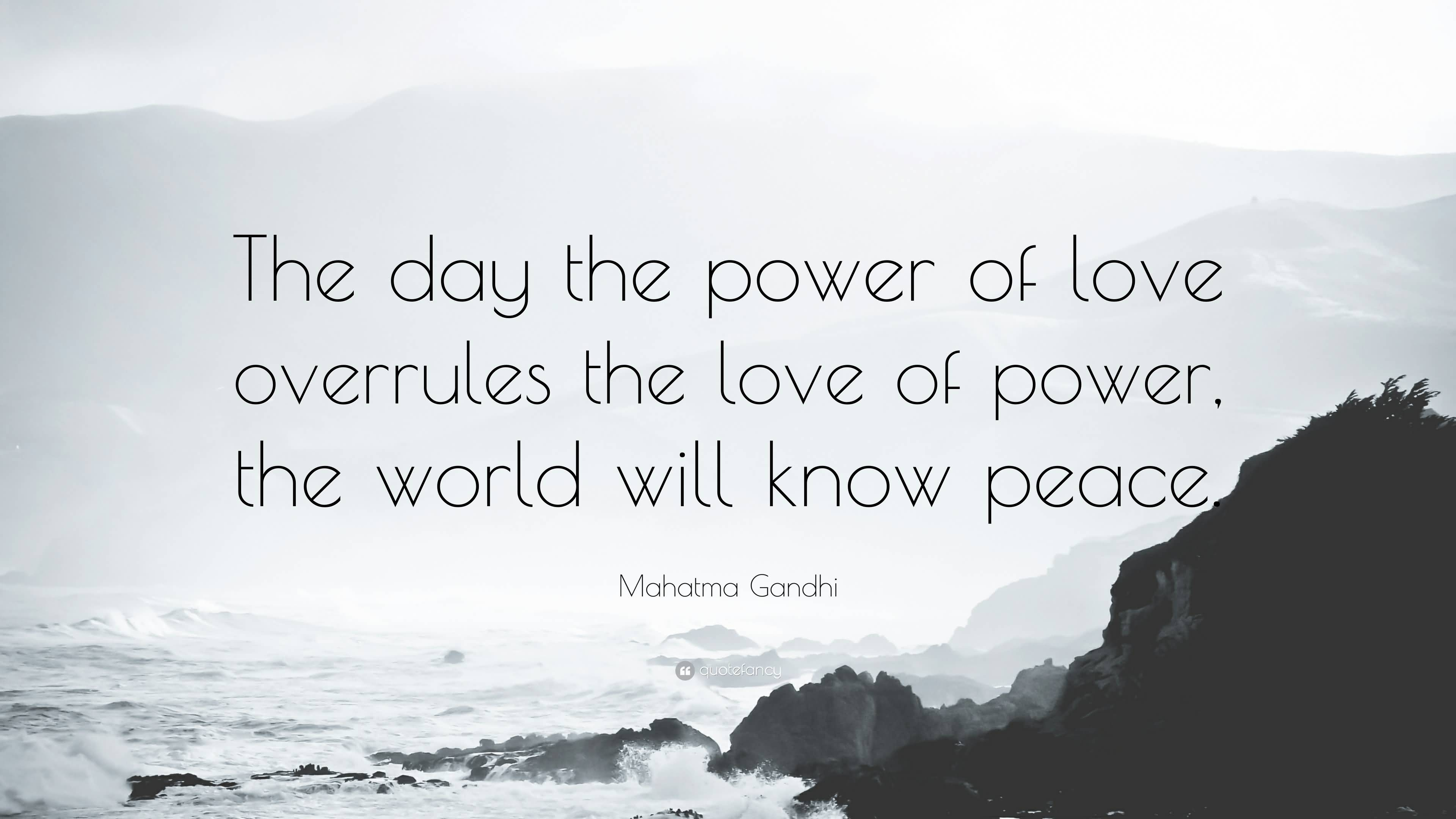 Love Power Quotes 16