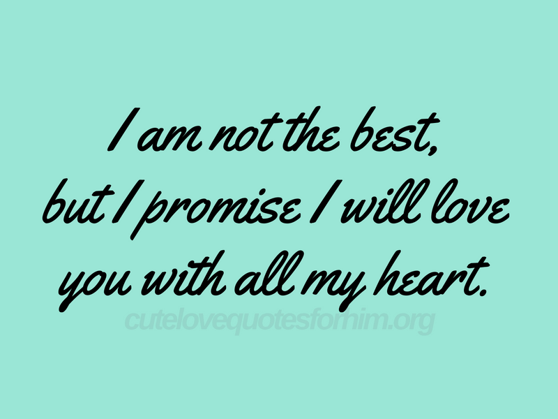 Love Quote Of The Day For Him 08