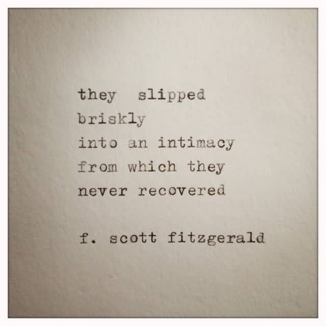 Love Quotes F Scott Fitzgerald 18