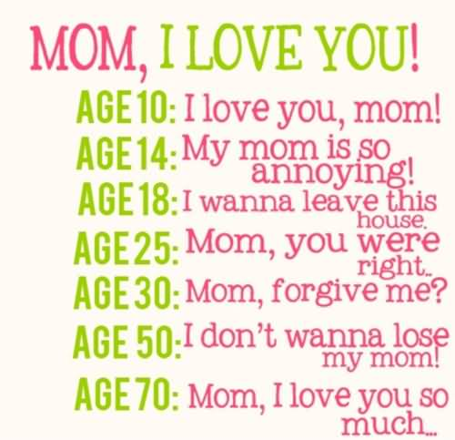 Love Quotes For Mom 01