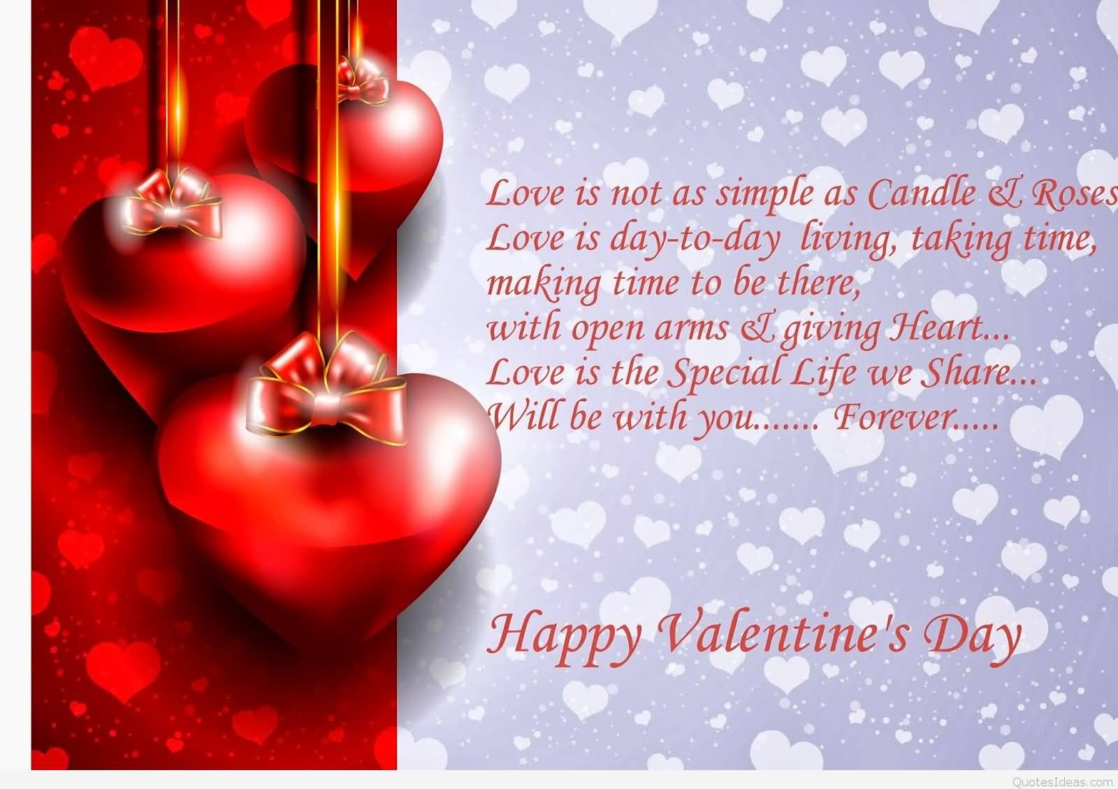 Love Quotes For Valentines Day Cards 10