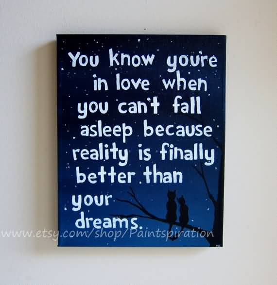 Love Quotes On Canvas 19