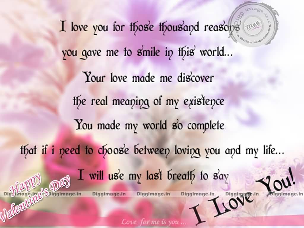 Love Quotes Valentines Day 15