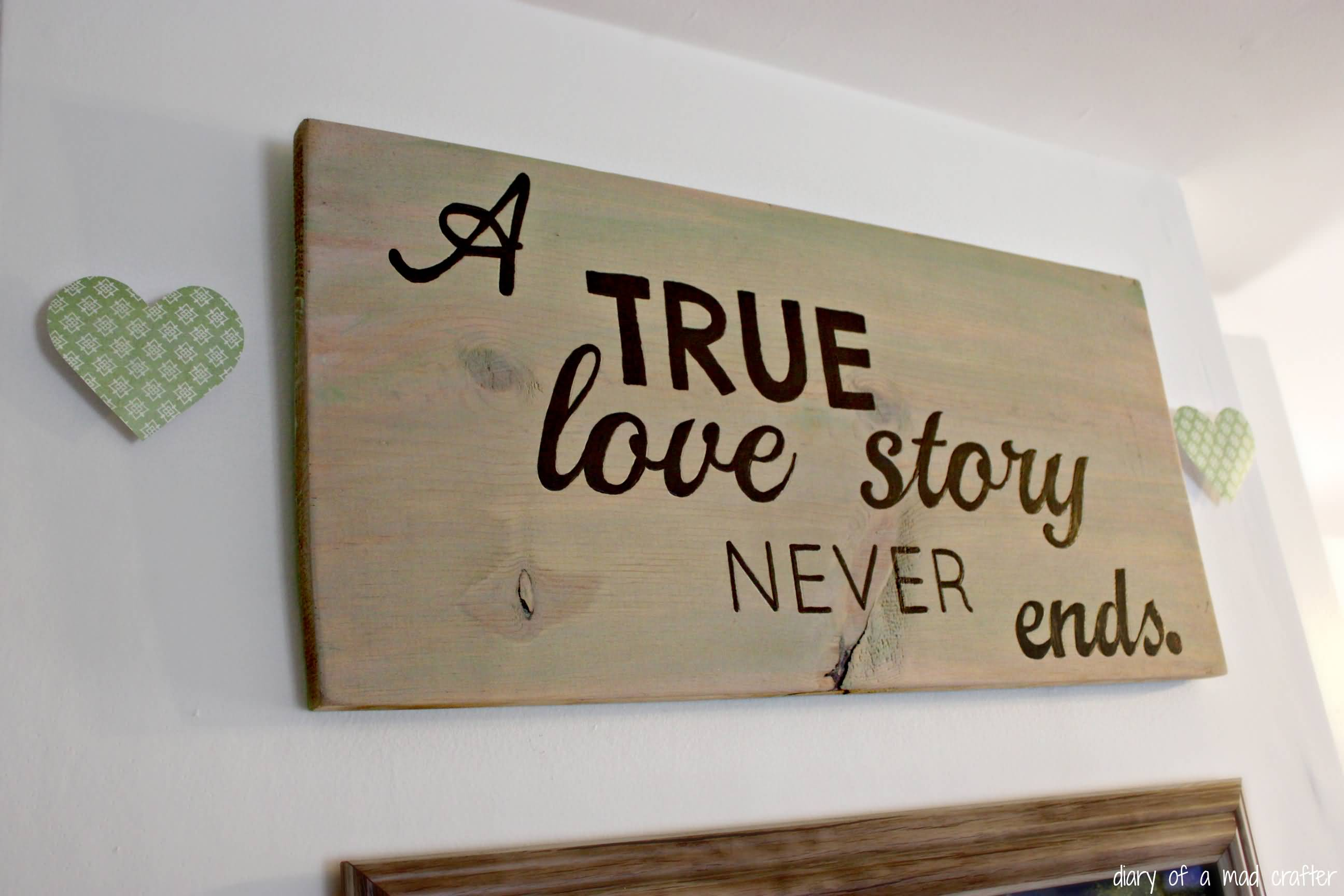 Love Quotes Wall Art 18
