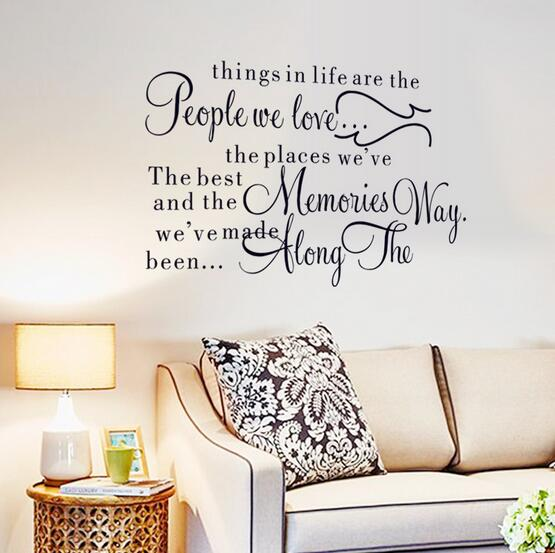Love Quotes Wall Decals 04